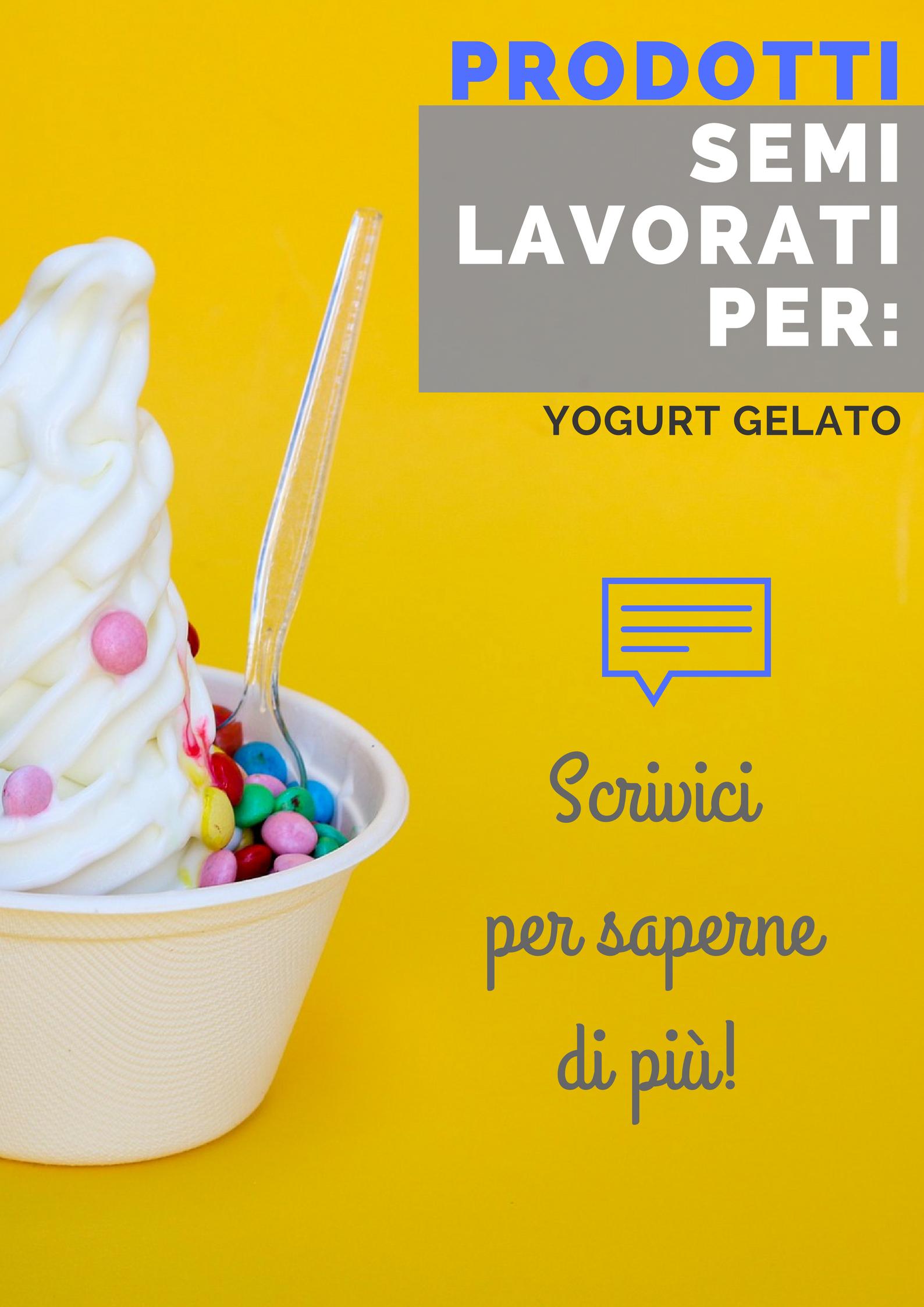 Semilavorato-Gelato di Yogurt (2)