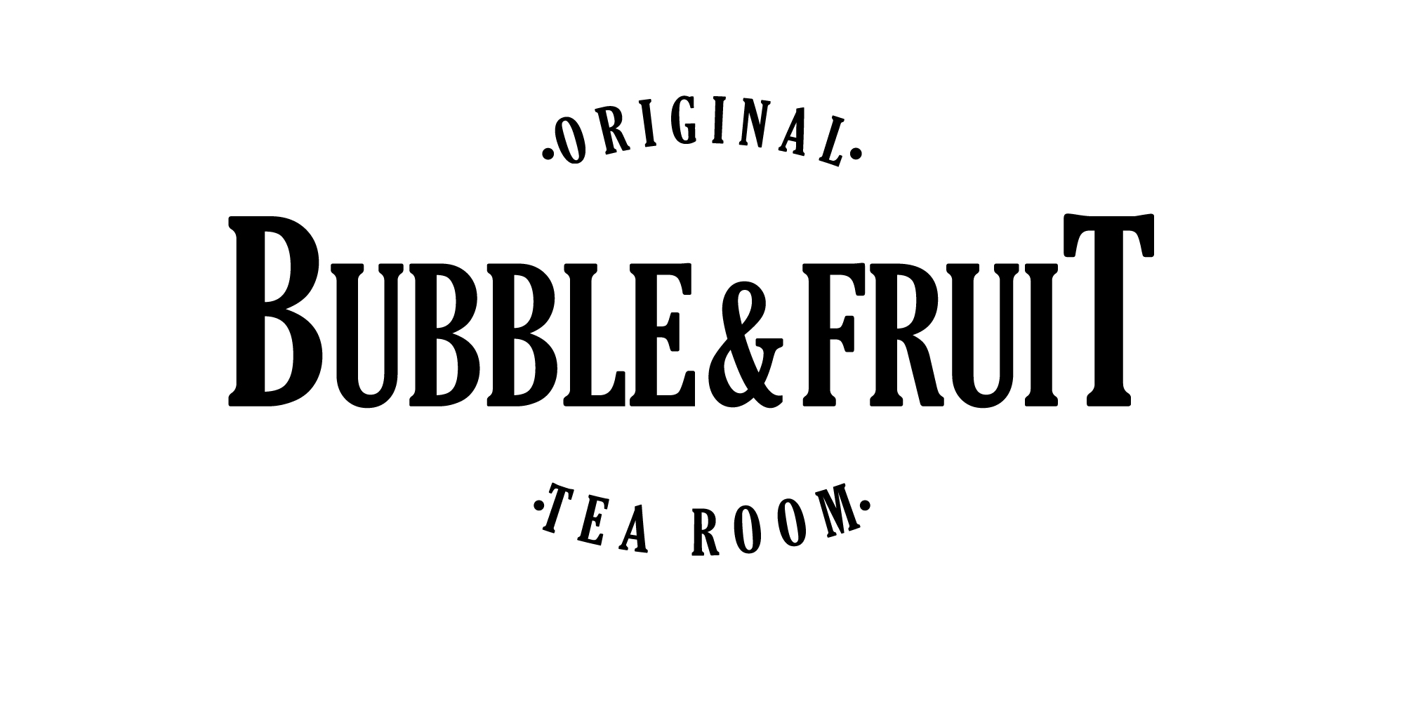 Logo Original Bubble & Fruit Tea Room